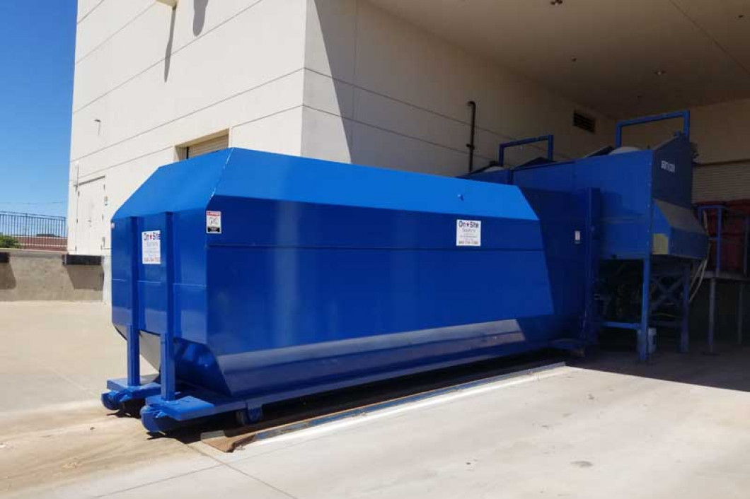 Turn To Us for Industrial Dumpster and Compactor Rentals